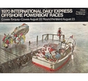 1970 International Offshore Powerboat Races official programme