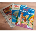 3 Asterix Books