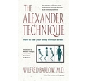 The Alexander technique