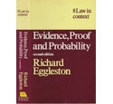 Evidence, proof and probability