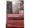 Global child poverty and well-being by by Alberto Minujin and Shailen Nandy
