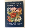 The Oxford Book of Garden Flowers - beautifully illustrated