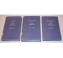 Correspondence of Josiah Wedgwood 1762-1795 - Three Volumes