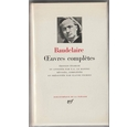 Baudelaire: Oeuvres completes