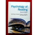 Psychology of Reading, Second Edition - Ed Rayner, Pollatsek, Ashby and Clifton