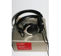 Canon headphones HP-M, remote control and DM 30B microphone for Canosound movie camera