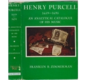 Henry Purcell 1659-1695; an analytical catalogue of his music