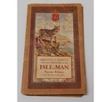 "Vintage Isle of Man Map 1931 Map is 1"" to 1 Mile"