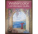 Watercolour Landscape Quilts