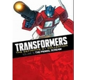 Transformers: The Definitive G1 Collection Volume 16 The Primal Scream