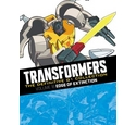 Transformers: The Definitive G1 Collection Volume 18 Edge of Extinction