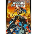 Superman and Batman: World's Funnest (Elseworlds) Evan Dorkin, Brian Bolland, Mike Allred,