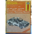 Haynes Nissan/Datsun CHERRY N12 Septn 1982 to 1985 workshop manual.