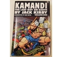 Kamandi, The Last Boy On Earth. Volume one
