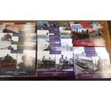 22 Specialist British Steam Railways Volumes by DeAgostini