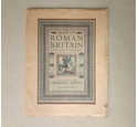 Vintage Map of Roman Britain - Ordnance Survey 1956