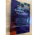 Ethnic Groups in Conflict