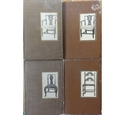 Little Books about Old Furniture - Four Volumes
