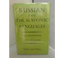 Russian and The Slavonic Languages