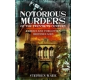 Notorious Murders of the Twentieth Century