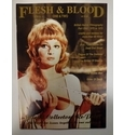 FLESH & BLOOD MAGAZINE 1 & 2 SPECIAL COLLECTORS REPRINT
