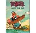 Popeye Goes Fishing (Pop-up version)