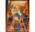 Birds Of Prey Blood And Circuits, DC Comics