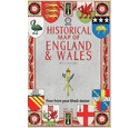 Historical Map of England and Wales