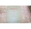 MARKOVA - A COLLECTION of PHOTOGRAPHIC STUDIES of the Ballerina - Gordon Anthony