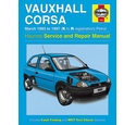 Vauxhall Corsa service and repair manual