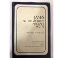 Jane's All the World's Aircraft 1972-1973, edited by John W.R. Taylor