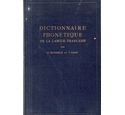 Dictionnaire Phonetique de la Langue Francaise