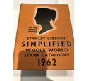 Stanley Gibbons Simplified Whole World Stamp Catalogue 1962
