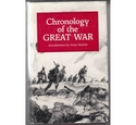 Chronology of the Great War