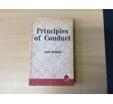 Principles of Conduct *First Edition*