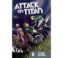 Attack on Titan 5 volume and 6 volume together