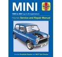 Haynes Manual: Mini 1969 to 2001 Service and Repair Manual