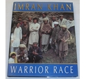 Imran Khan - Warrior Race - First Edition Signed by the Author