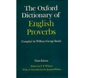 Oxford dictionary of English Proverbs