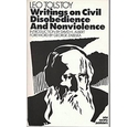 Writings on Civil Disobedience and Non-violence