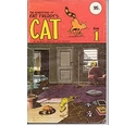 The Adventures of Fat Freddy's Cat book 1