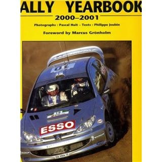 Rally Yearbook 2000 - 2001