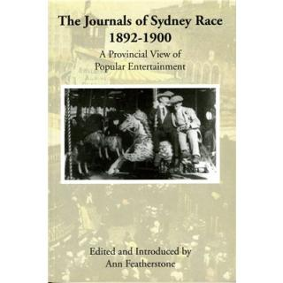 The Journals of Sydney Race 1892 - 1900