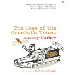 The case of the General's Thumb. Signed Copy