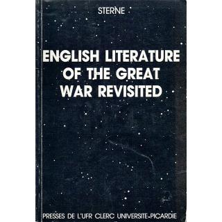 English Literature of the Great War Revisited