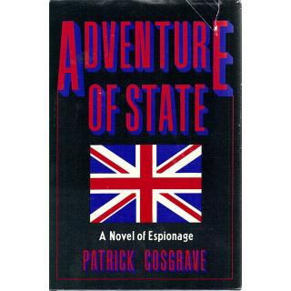Adventure of State. First Edition. Signed by Author