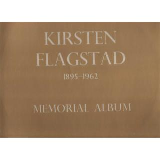 Kirsten Flagstad Memorial Album, 1895 - 2962
