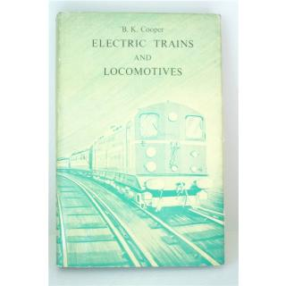 Electric Trains and Locomotives 1954 Edition