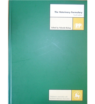The Veterinary Formulary, Fourth edition 1998