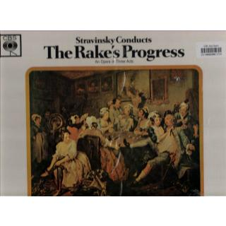 Stravinsky Conducts The Rake's Progress, An Opera In Three Acts